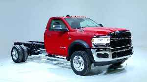 2019 Ram 5500 Chassis Cab SLT Design Preview [Video]