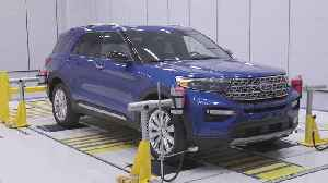 2020 Ford Explorer Anechoic Chamber Preview [Video]