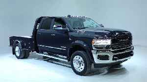 2019 Ram 5500 Chassis Cab Limited Design Preview [Video]