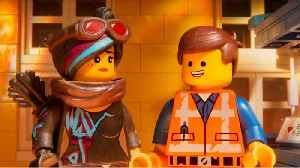 'The Lego Movie 2' Stacks Up To $1.5 Million At Thursday Box Office [Video]
