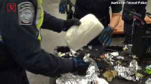 Authorities Seize Nearly $1 Billion of Meth in U.S.; The Largest Seizure On American Soil [Video]