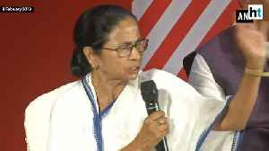 There is no bride, groom, only band party: Mamata Banerjee on PM Modi [Video]