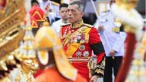 Thai King Moved To Block His Sister's Bid For Prime Minister [Video]