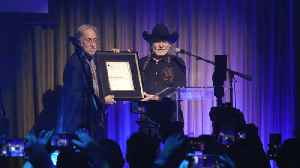 News video: Recording Academy Producers And Engineers Wing Honor Willie Nelson