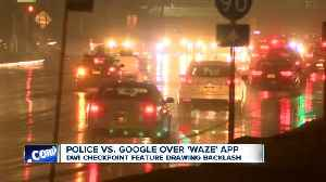 Is a popular GPS app putting drivers and law enforcement in danger? [Video]