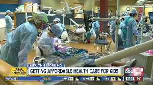 College promotes Florida's affordable kids health insurance [Video]