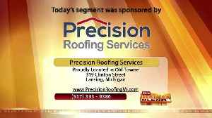 Precision Roofing Services - 2/8/19 [Video]