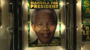 Mandela's life and legacy celebrated in London exhibition [Video]