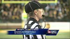 First female ref speaks at Miss. Sports Hall of Fame [Video]