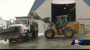 Street crews weary of active winter weather pattern [Video]