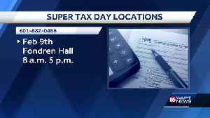 Free tax preparation available for some Hinds County [Video]