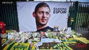 News video: Body Recovered From Plane in English Channel Is Argentine Soccer Star Emiliano Sala