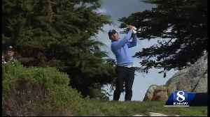 First round tees off at the Att Pebble Beach Pro-Am [Video]
