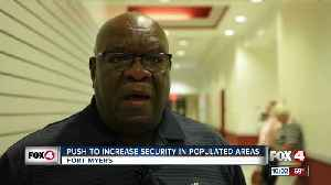 Push for more security [Video]