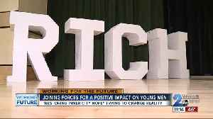 'Restoring Inner City Hope' is bringing positivity to young men in Baltimore [Video]