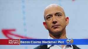 Amazon Founder Jeff Bezos Accuses National Enquirer Of Blackmail [Video]