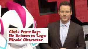Chris Pratt Voices Lego Character In New Movie [Video]