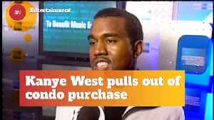 Kanye West Says No To 14 Mill Miami Condo Deal [Video]