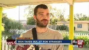 Exclusive: Good Samaritan shot trying to help woman speaks out [Video]