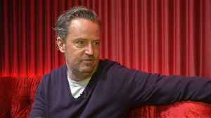 Matthew Perry back in therapy after worrying tweet [Video]