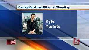 News video: Five teens charged in fatal shooting of Nashville singer