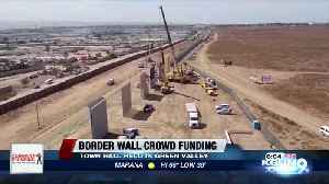 News video: Border wall crowd funding group to hold town hall in Green Valley