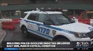 Police-Involved Shooting On Lower East Side [Video]