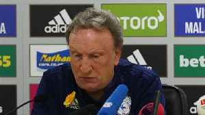 Cardiff's Warnock says Sala death confirmation brings closure [Video]