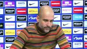 Mendy Insta causes Pep confusion [Video]