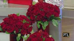News video: Valentine's Day Gifts With Neubauer's Flowers