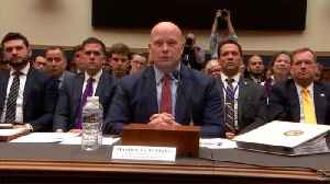 Matthew Whitaker Grilled By House Lawmakers On Conversations With Trump And Mueller Probe [Video]