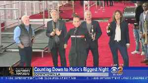 News video: Music Industry Gears Up For Grammy Awards