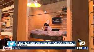 'Pod share' living on rise as rent in Southern California goes up [Video]