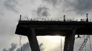 Watch: Demolition of Genoa's collapsed Morandi bridge begins [Video]