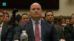 Room Gasps At Whitaker's Stonewalling [Video]