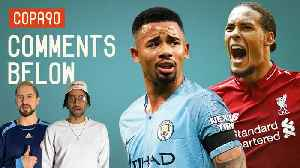 News video: Have Man City Replaced Liverpool as Premier League Favourites? | Comments Below
