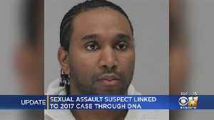 Rape Suspect Linked To 2017 Case Through DNA [Video]