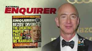 Amazon CEO Jeff Bezos Said National Enquirer Publisher Tried To Blackmail Him [Video]