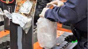 U.S. & Australian Authorities Seize Record $1.3 Billion In Meth [Video]
