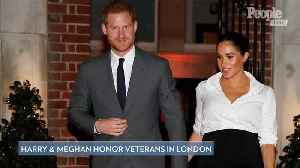 7-Months-Pregnant Meghan Markle and Prince Harry Are Off to North Africa for Official Visit [Video]