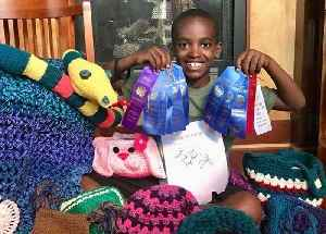 Meet the 11-Year-Old Crochet Prodigy Whose Afghans Went Viral [Video]