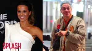 Kate Beckinsale And Pete Davidson Planning Romantic Holiday? [Video]