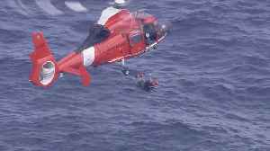 WeB Extra: Coast Guard Rescues Person After Plane Went Down In Water [Video]