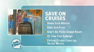 Frugal Mom Helps Us Save on Cruises [Video]