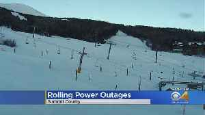 Power Outages In Summit County: Ski Areas, Schools Close [Video]