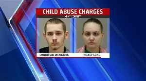 Parents Charged with Child Abuse After 4-Month-Old Suffers 2 Broken Legs [Video]