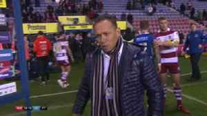 Lam pleased with Wigan shape [Video]