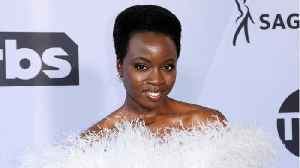 Danai Gurira to Exit 'The Walking Dead' [Video]