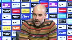 Pep delight at City fighting for PL [Video]
