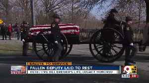 Tri-State pays tribute to Detective Bill Brewer [Video]